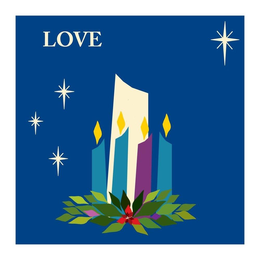Fourth sunday of advent love