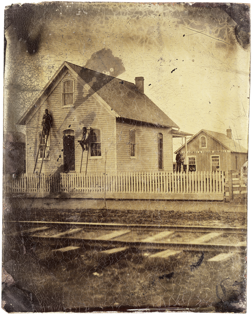 Railroad House, 2013 - LR12246