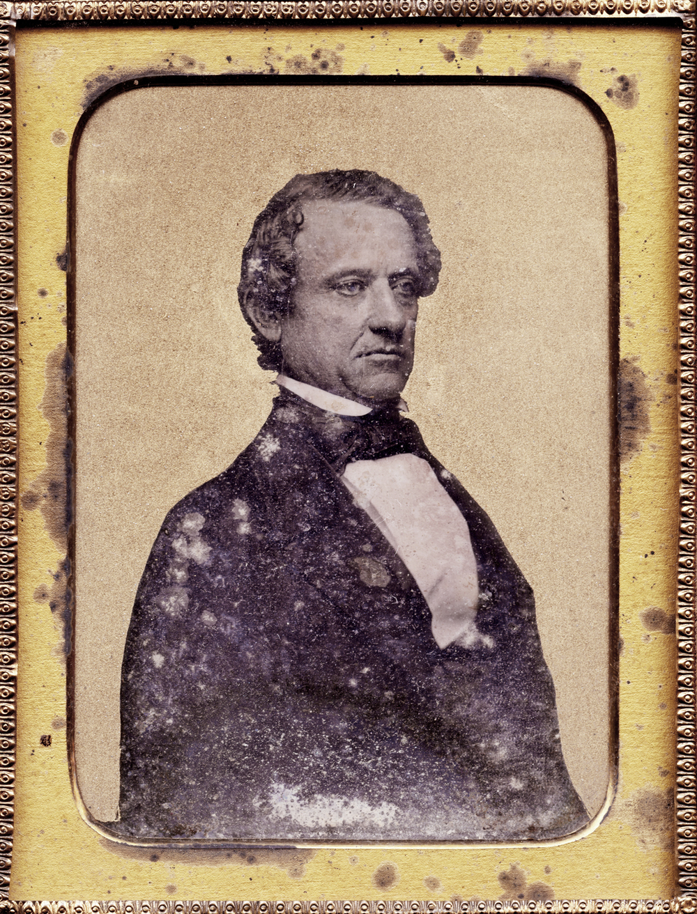 Half-Length Portrait of a Gentleman