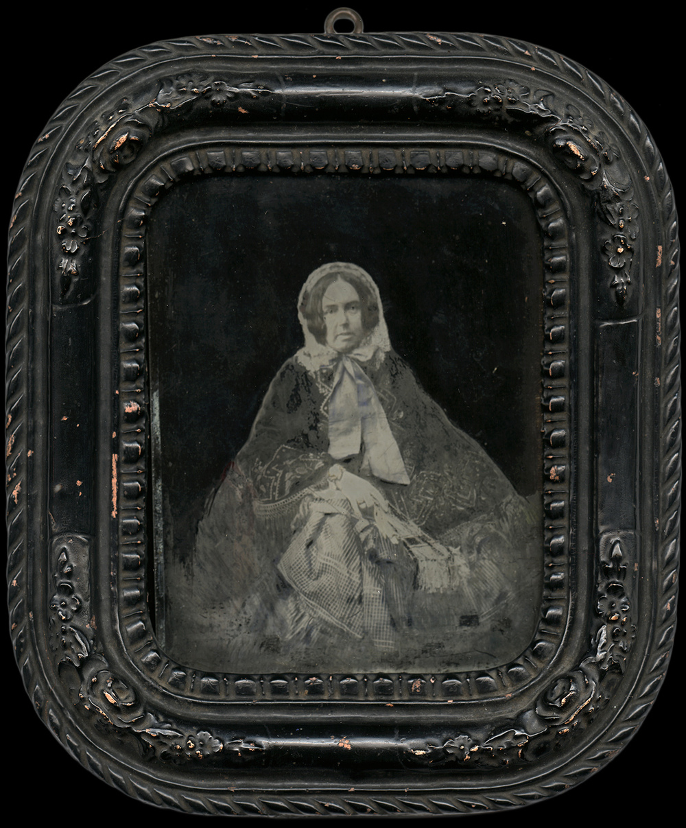 Portrait of a Victorian Lady