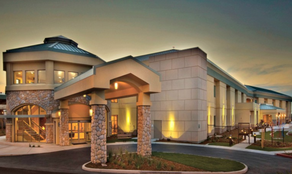SUTTER ROSEVILLE MEDICAL CENTER -
