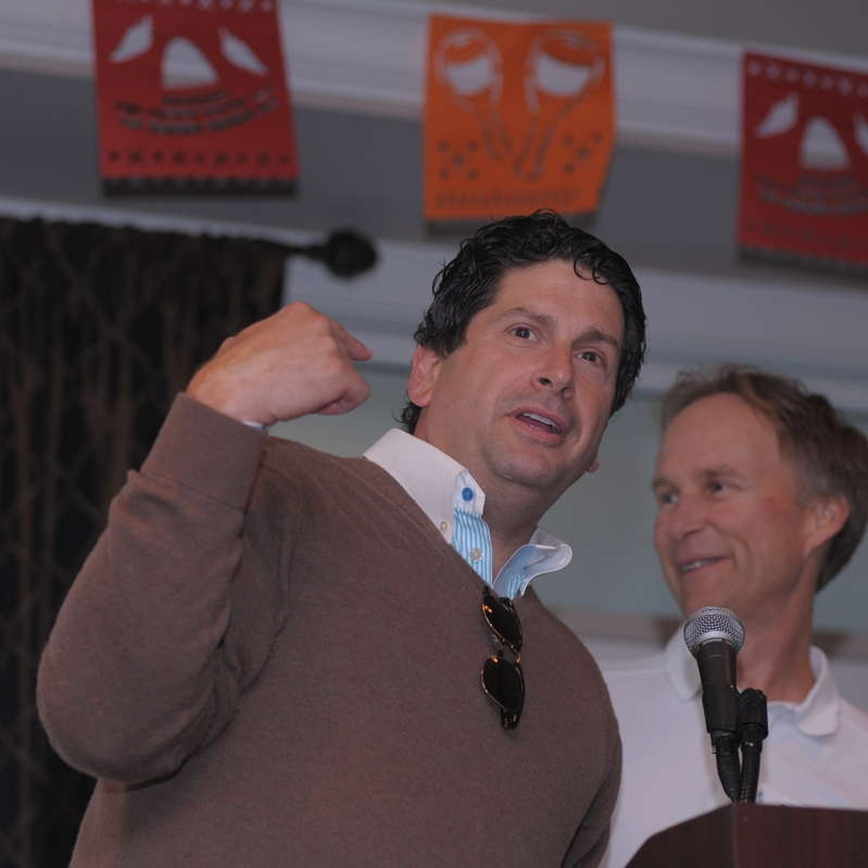 VP's Sal Giglio and Bob Beyer