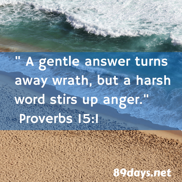 Proverbs In The Bible. One Chapter For Everyday