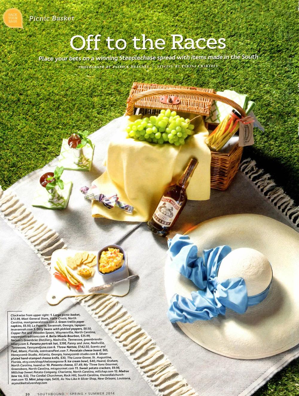Southbound Magazine
