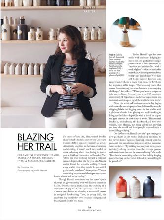 The Atlantan Modern Luxury Magazine, May 2015