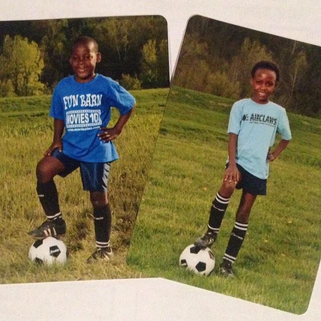 Summer soccer photos