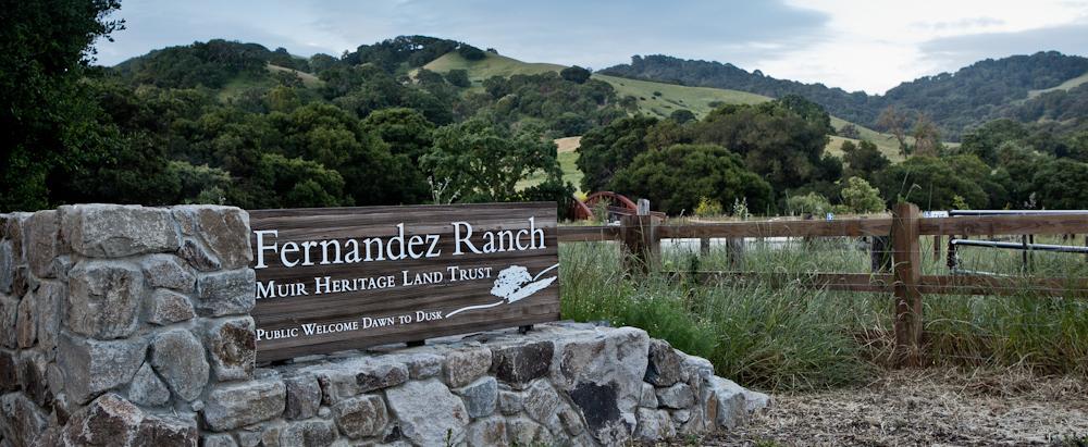 Fernandez Ranch, Muir Heritage Land Trust
