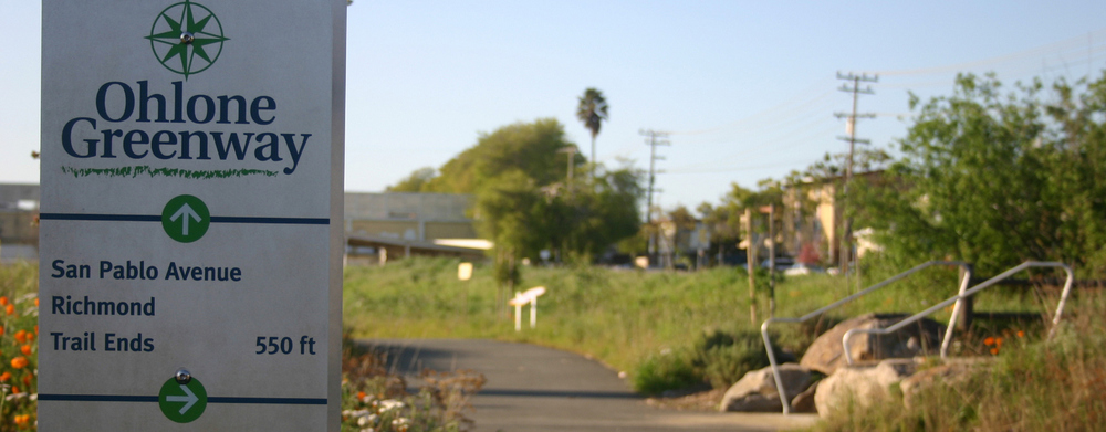 Ohlone Greenway, City of El Cerrito