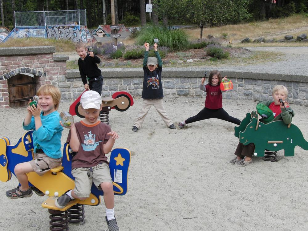 Tots Playground