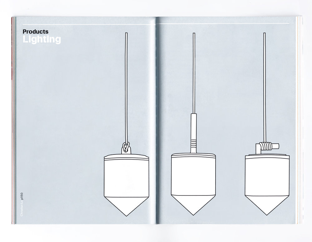 Icon Product Yearbook 2014-Plumb Light_Christian Lo_Broadview Hotel_Toronto Design