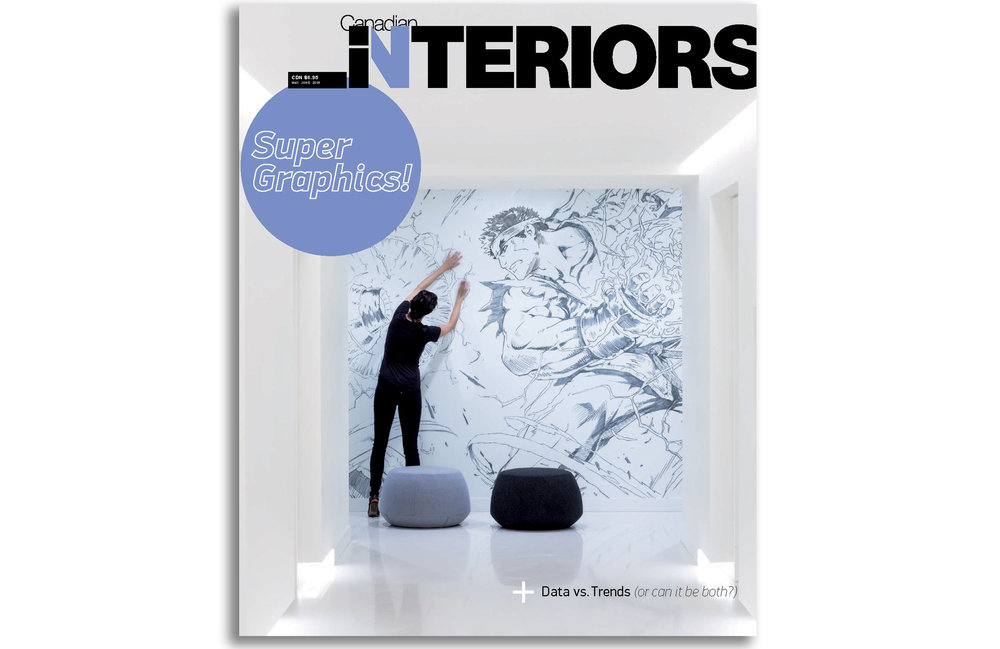 read article on Canadian Interiors  here