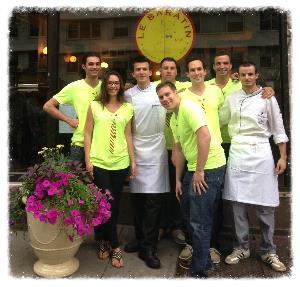 The Le Baratin Team