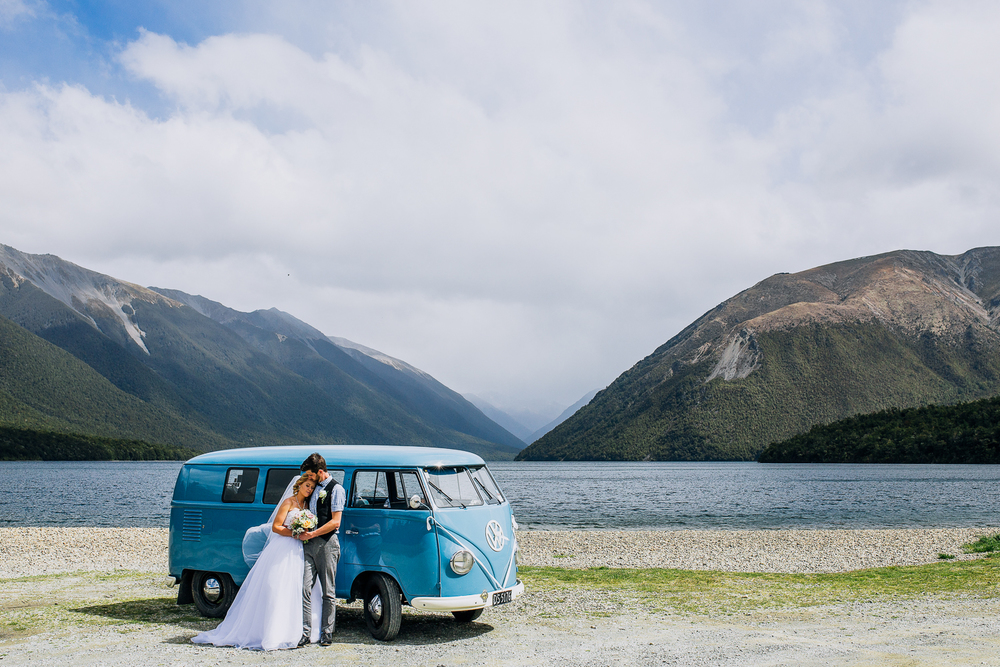Lake Rotoiti Wedding Photographer
