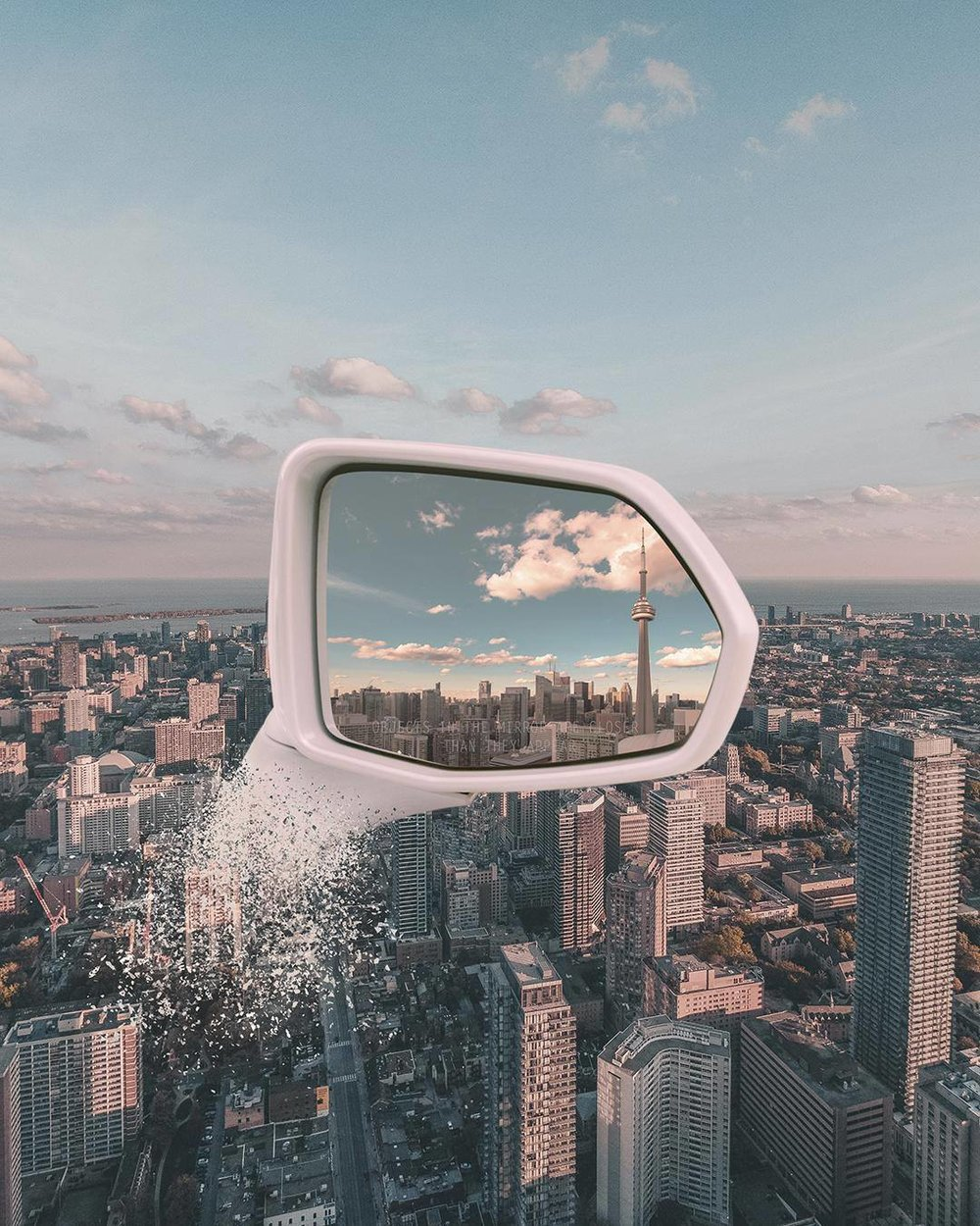 Change your perspective. #ATS
