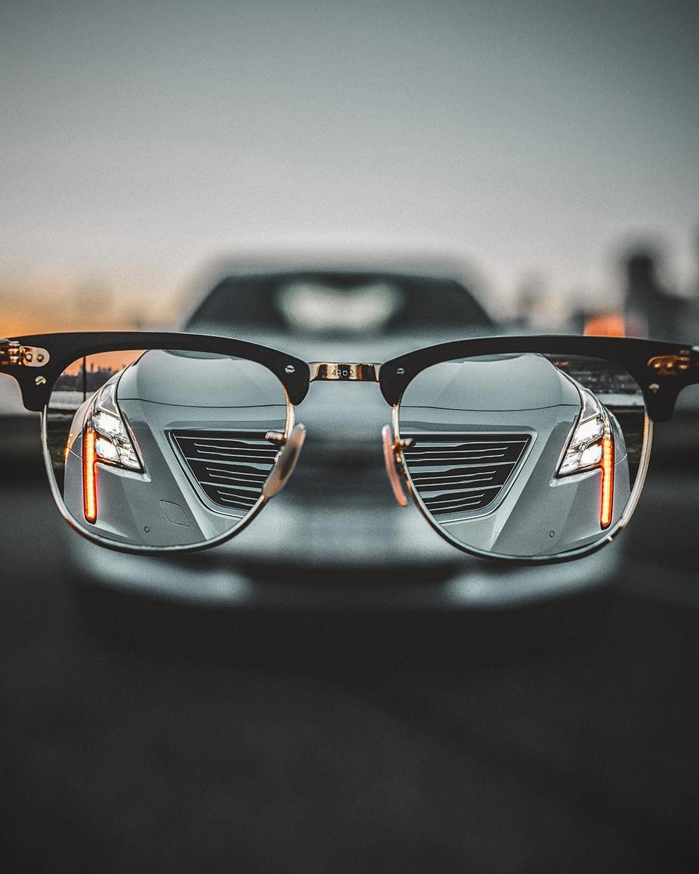 Illuminating in more ways than one. #CT6