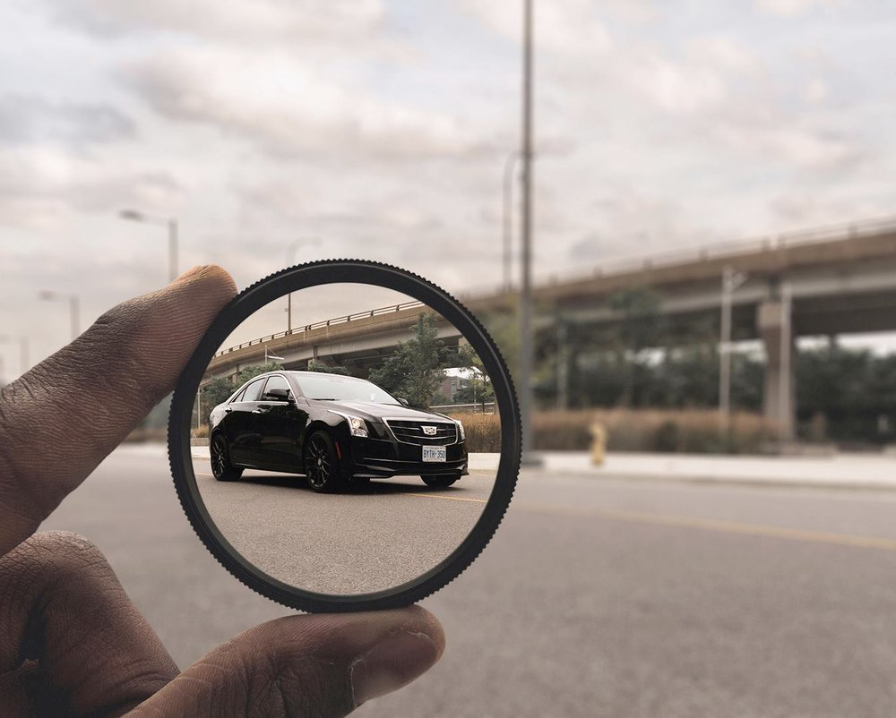 Sharpen your focus. #ATS