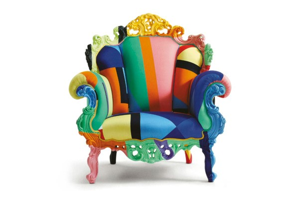 Proust Geometrica Chair