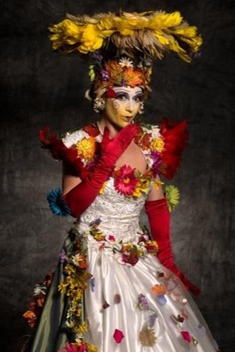 FLOWER LADY - GALLERY