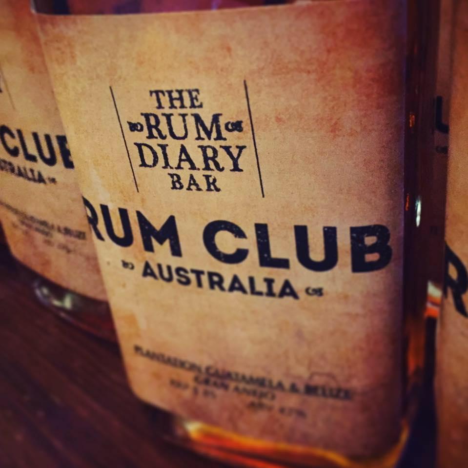 THE RUM CLUB