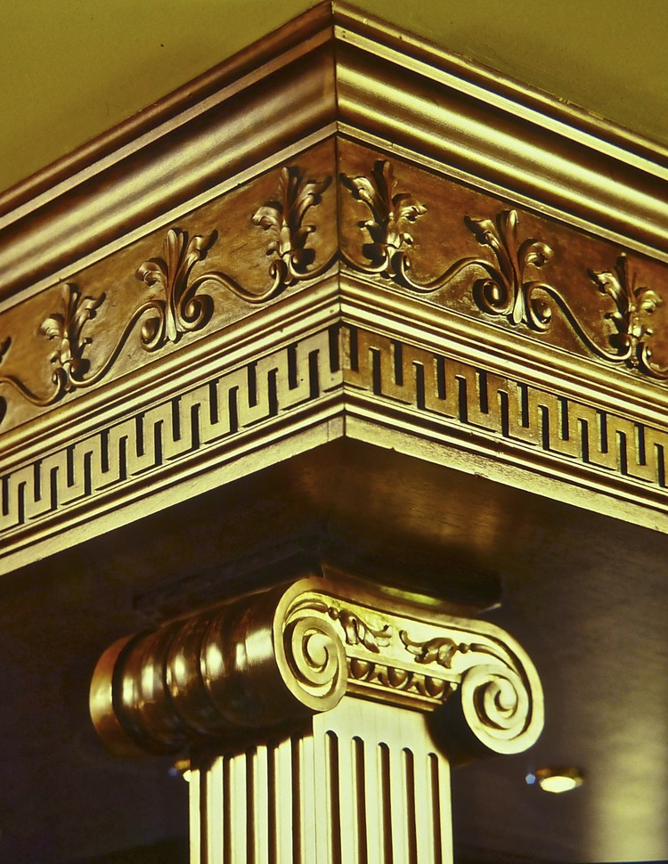 Detailed-view-of-a-mahogany-column-for-a-custom-designed-bar.jpg
