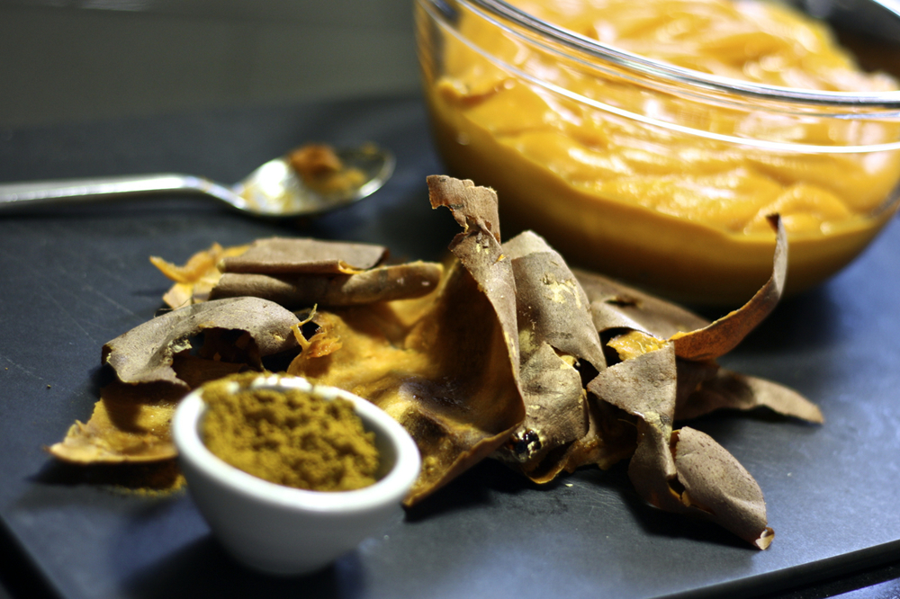 Sweet Potato _Curry_Baby_Food_Puree_Homemade