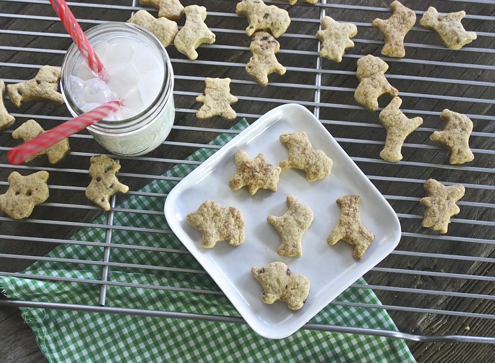 Animal Crackers - 3 ways
