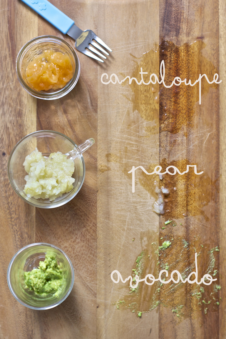 3 Baby Foods You Can Make with a Fork
