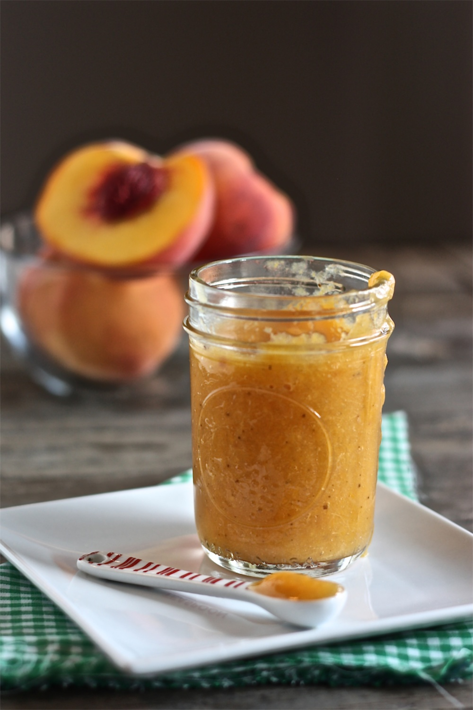 Peaches + Cloves