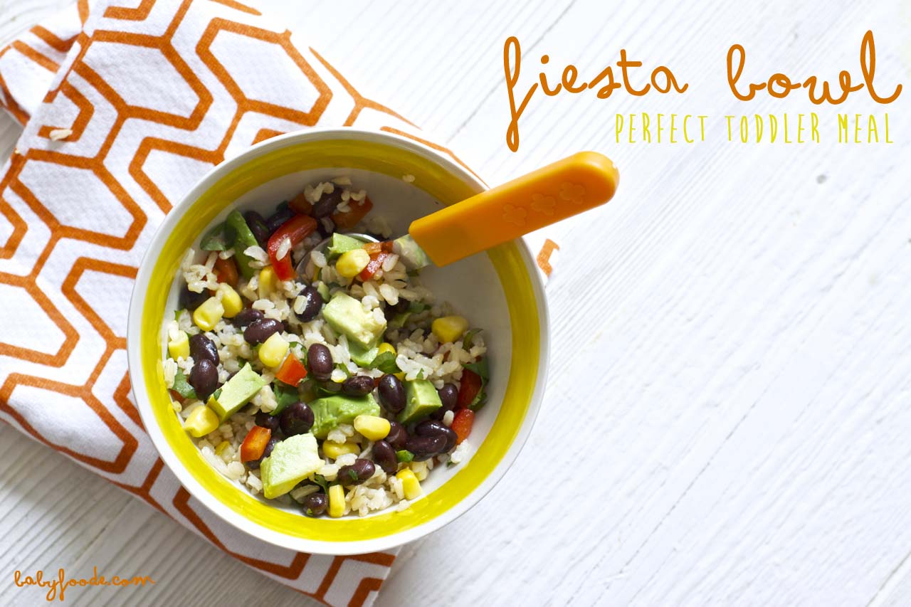Fiesta Bowls for Toddlers