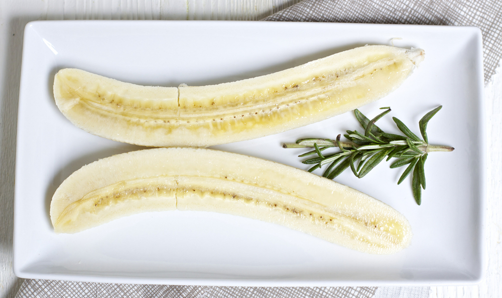 Roasted Banana + Rosemary BABY Food Puree