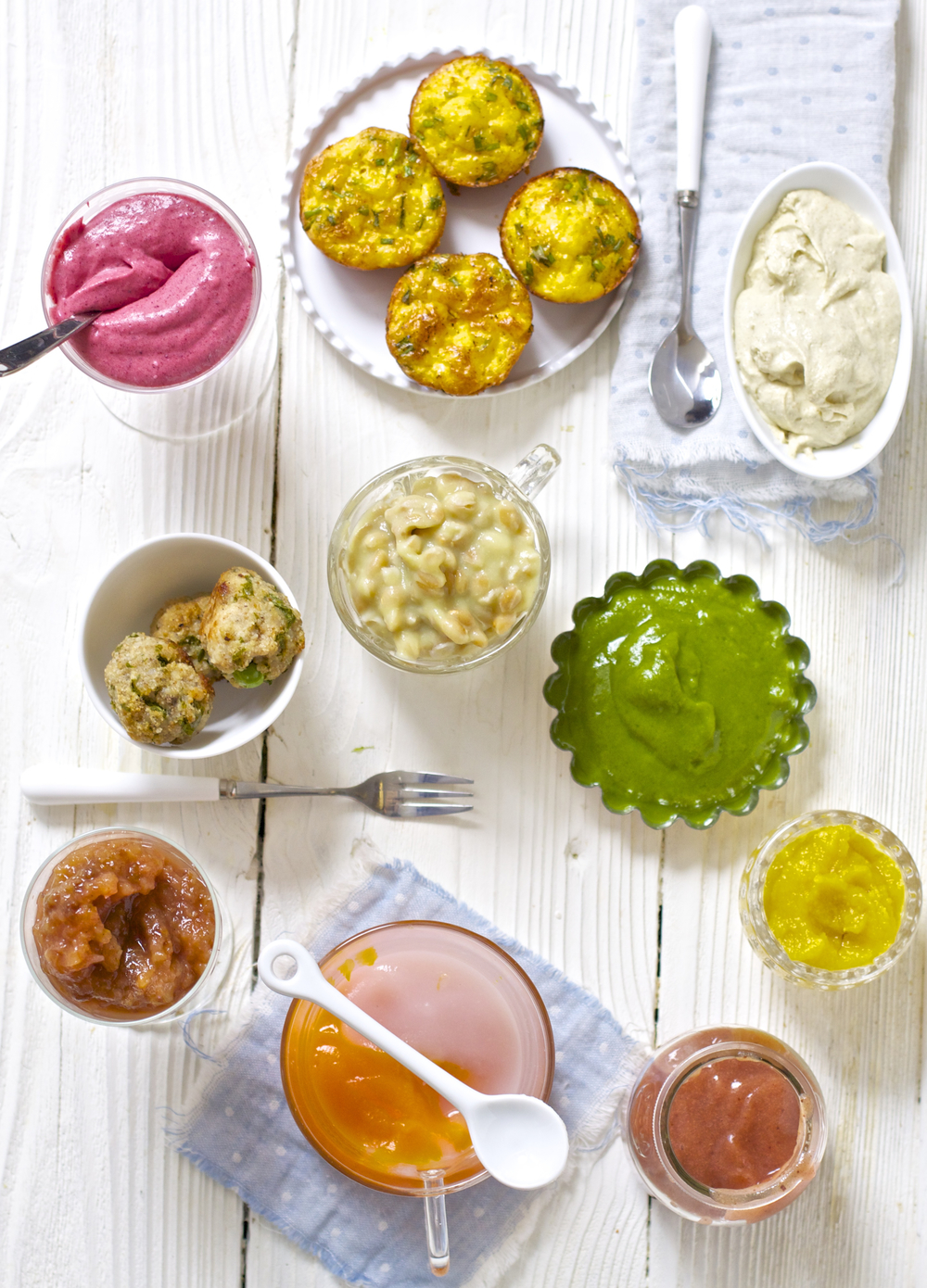 10 Spring Inspired Baby Food Recipes Cookbook Now