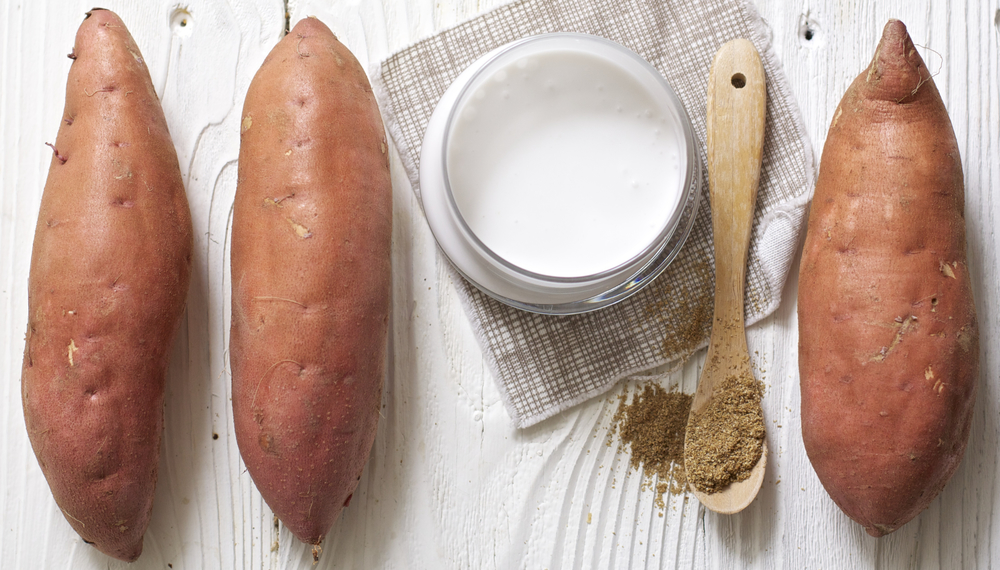 Sweet Potato + Coconut Milk + Coriander Baby Food Puree