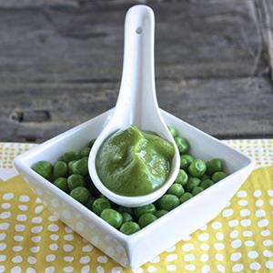 Pea + Zucchini + Mint