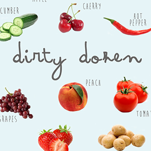Dirty Dozen Produce List