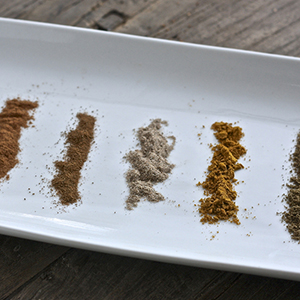 Top 5 Spices