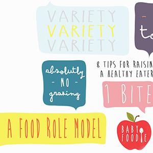 Tip #6 - Variety Variety Variety