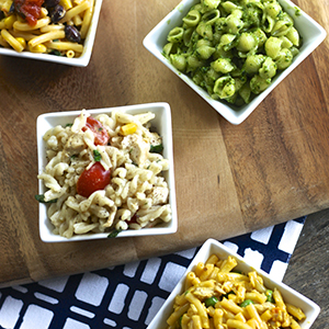 Toddler Mac and Cheese - 4 Ways