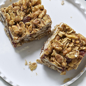 Toddler Granola Bar Bites