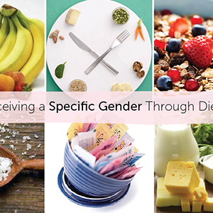 Conceiving a Specific Gender Through Diet