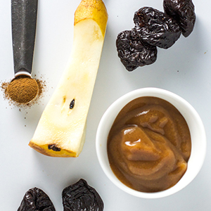 Pear + Prune + Cloves (Constipation Cure Puree)