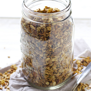 You've Gone Nuts Granola