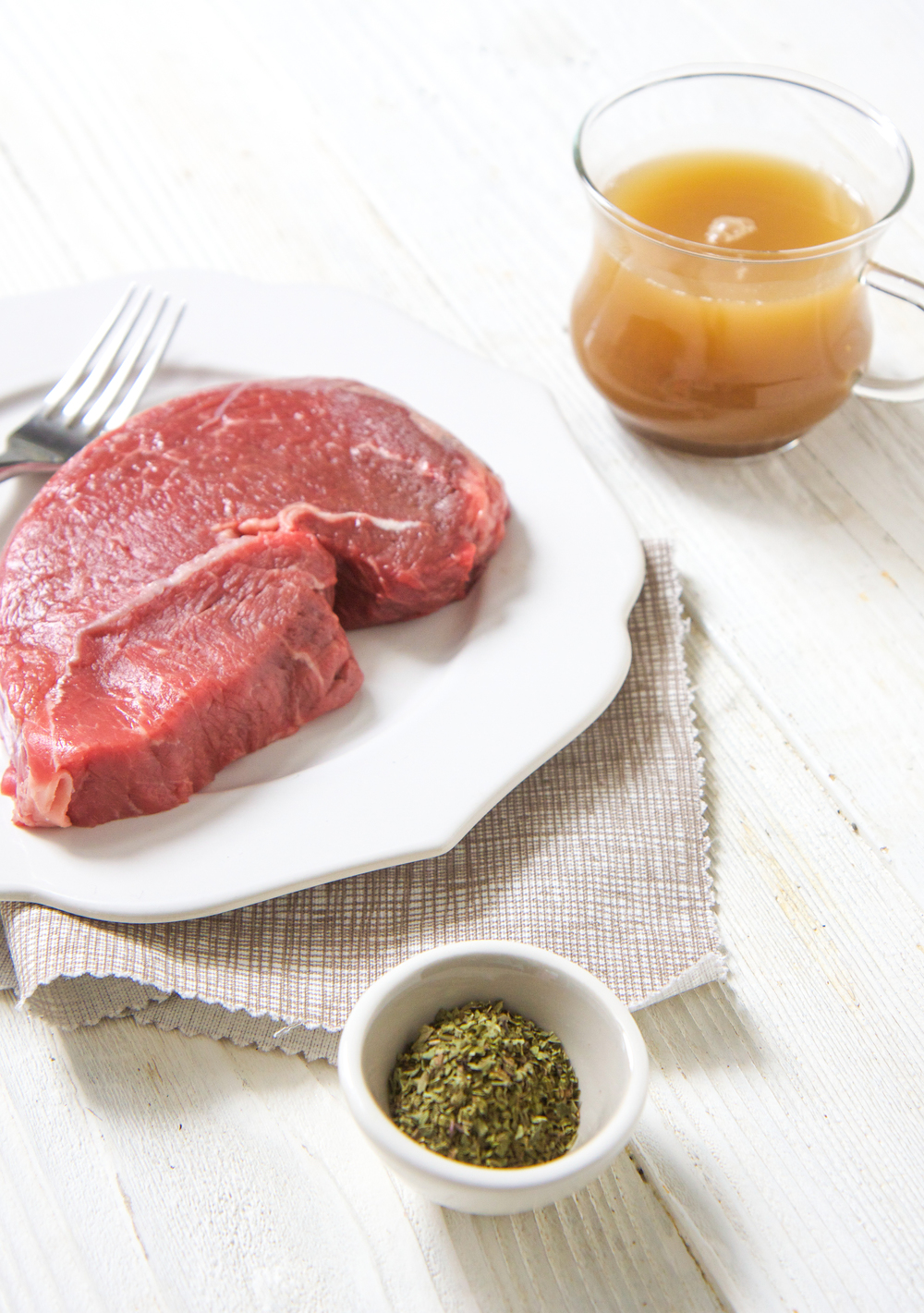 basic beef puree - babyfoode