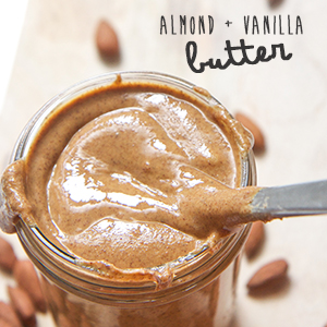 Almond + Vanilla Butter