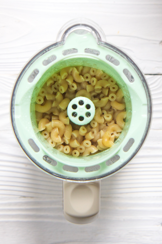 chunky summer pasta - babyfoode