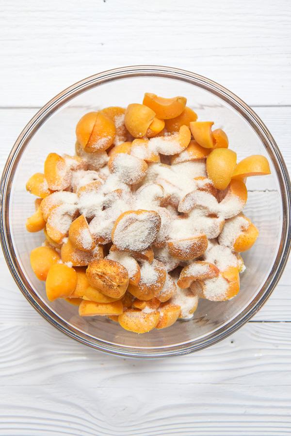 apricot jam - babyfoode