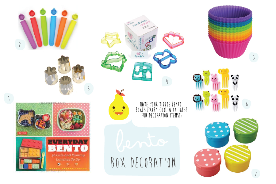 Bento Box Decoration