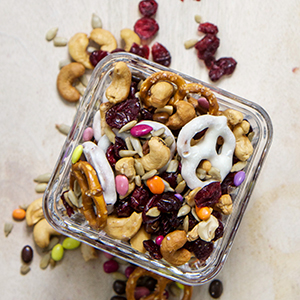 Wild Bird Trail Mix