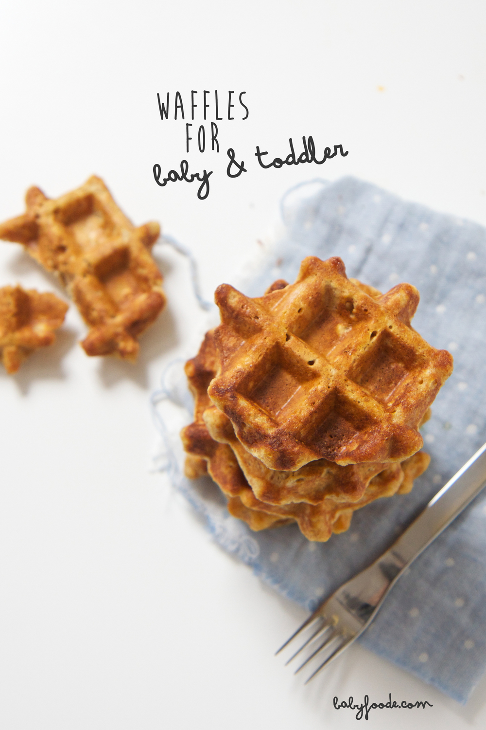 Sweet Potato Waffles for Baby & Toddler — Baby FoodE ...