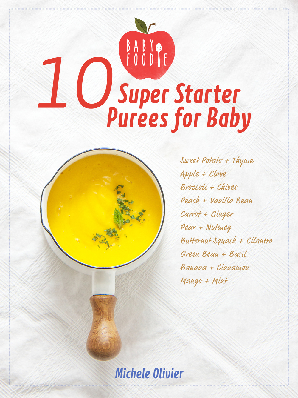 10 Super Starter Purees For Baby Baby Foode