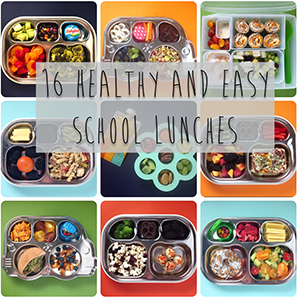 16 Healthy and Easy School Lunches